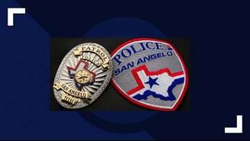 Two arrested near Big Spring after firing shots Friday at SAPD, fleeing scene
