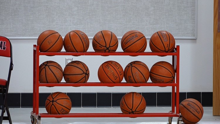 Christoval High School resurrects boys basketball camp after one-year hiatus