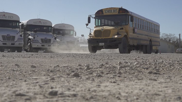 AISD school board approves transportation compensation plan to recruit bus drivers
