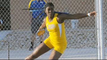 Former Angelo State discus athlete wins event at World University Games
