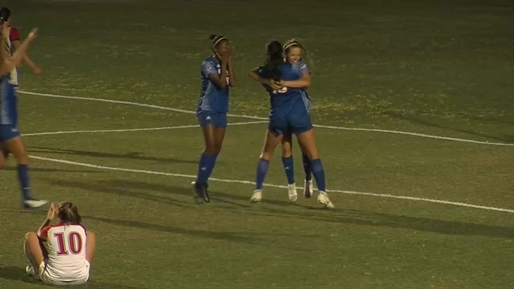 Angelo State women's soccer team has a bright future ahead