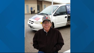 West Texas radio legend's voice will be on the airwaves no more