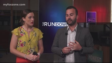 Keni and Tim talk low-income housing and free meals for kids on The Rundown