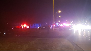 Law enforcement-involved shooting near Houston Harte, no threat to public safety