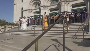 San Angelo kicks off Hispanic Heritage Month on the steps of City Hall