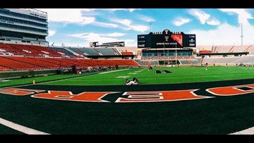 Eastland quarterback verbally commits to Texas Tech