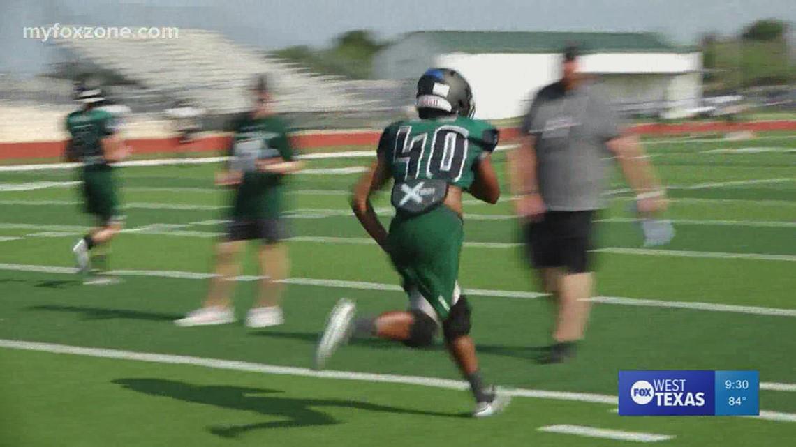San Angelo Grape Creek football team itching for a winning season this year
