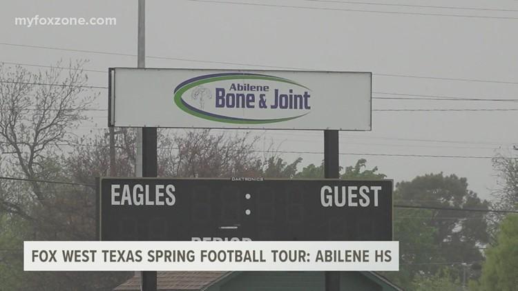 FOX West Texas High School Spring Football Tour