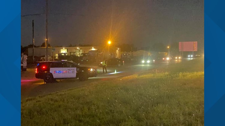Abilene pedestrian dies after being struck by pickup truck Monday morning