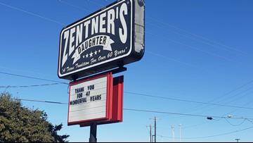Farewell Zentner's Daughter Steak House – thanks for the memories