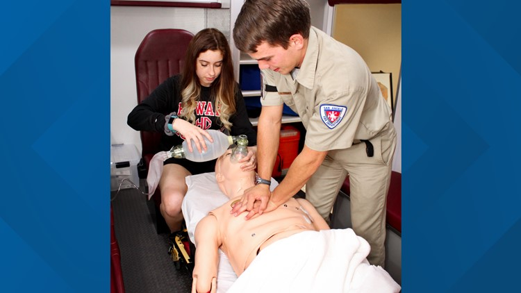 Howard College launches new simulation ambulance for EMS program