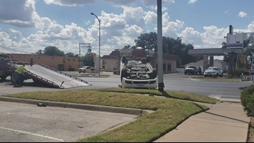 Collision at Harris and Abe