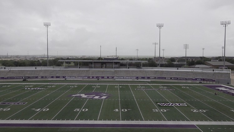 Abilene Christian football team prepares for WAC Media Day