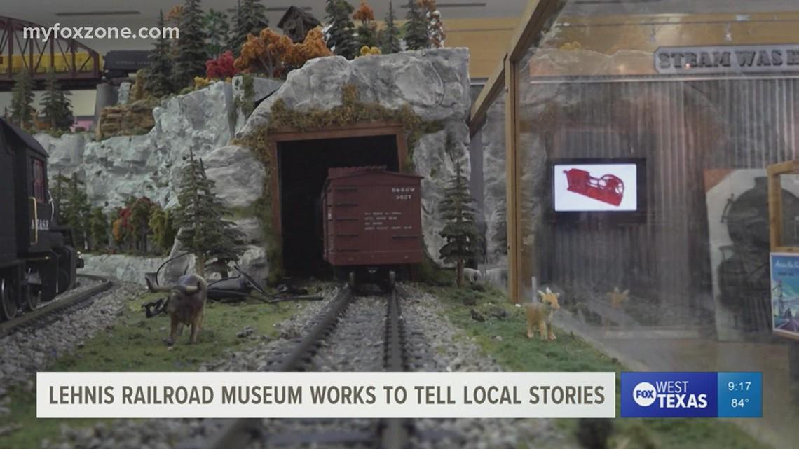 Lehnis Railroad Museum putting together local railroad history exhibit