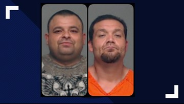 Two arrested after 34 grams of suspected meth found during traffic stop