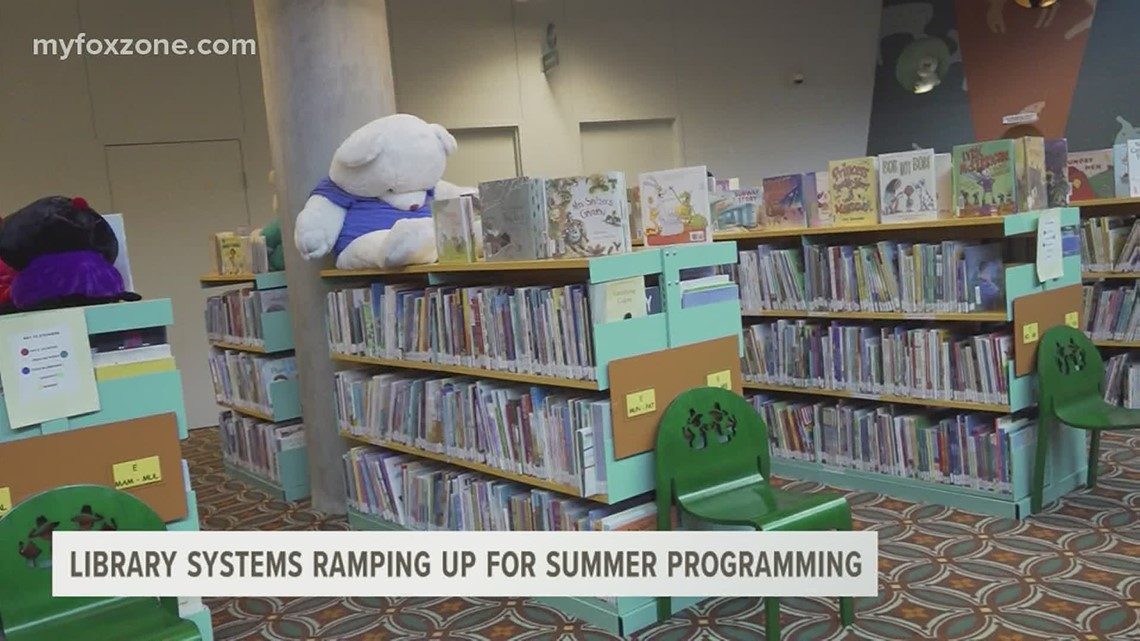 West Texas library systems ramping up for summer programming