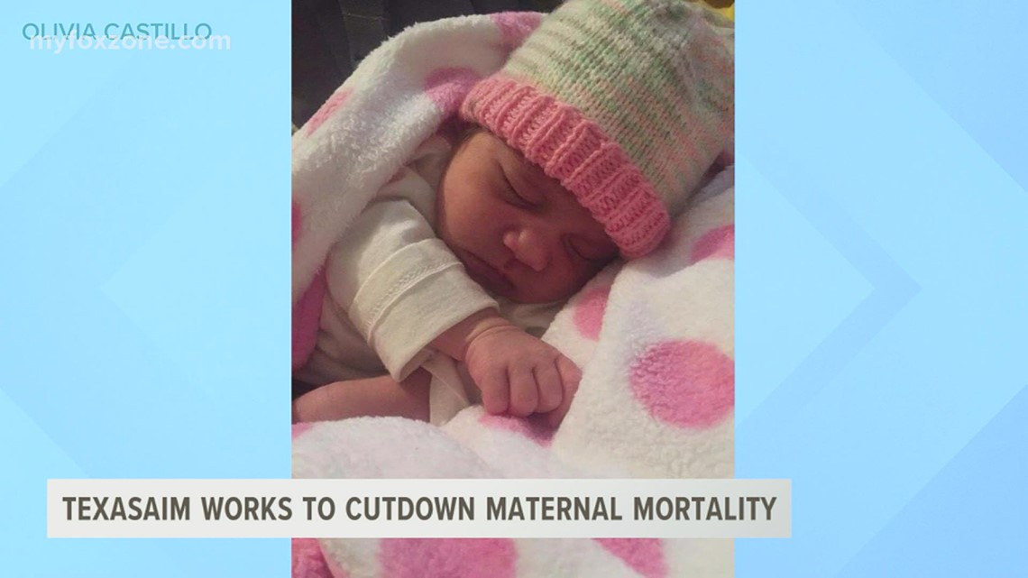 Texas works to lower number of maternal mortalities in the state