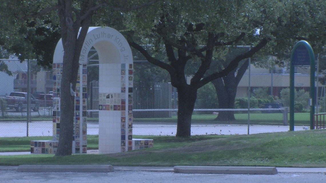 San Angelo Police searching for suspect in Wednesday night shooting at MLK Park