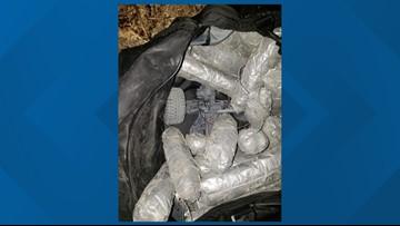 Teen uses RC car to smuggle meth near San Diego border