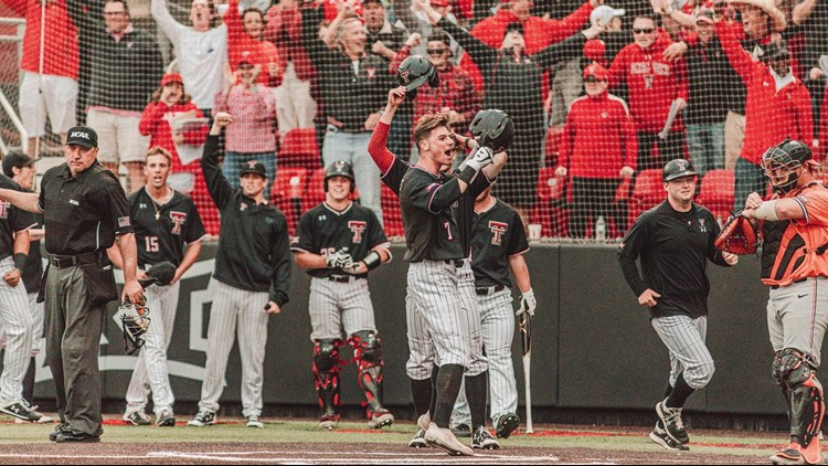 Texas Tech Baseball advances to College World Series
