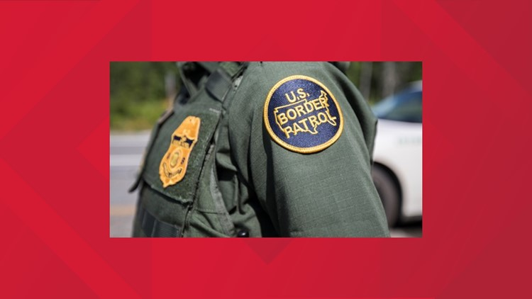 Convicted sex offender arrested by Alpine Border Patrol agents