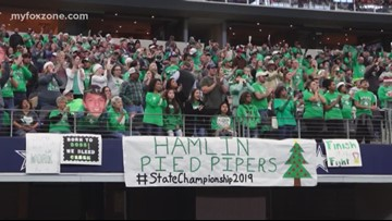 Hamlin Pied Pipers lose bid for state championship