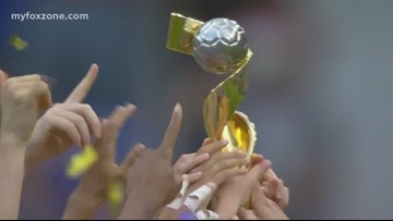 DAX REAX: U.S. women's soccer team and the fight for equality