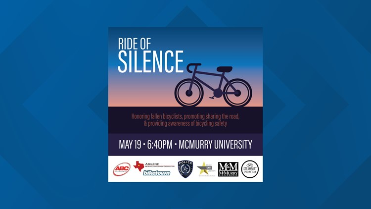 Ride of Silence to be held May 19 in Abilene