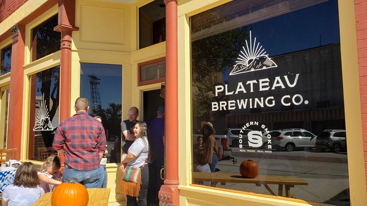 Plateau Brewing Company kicks off first Plateauberfest