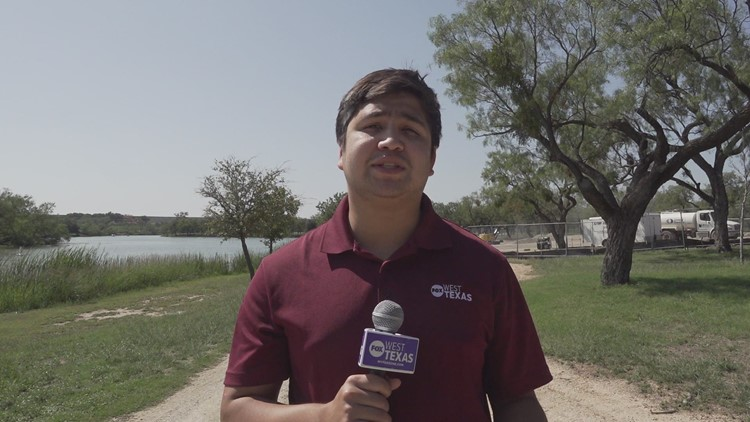 A new project is underway for the City of San Angelo