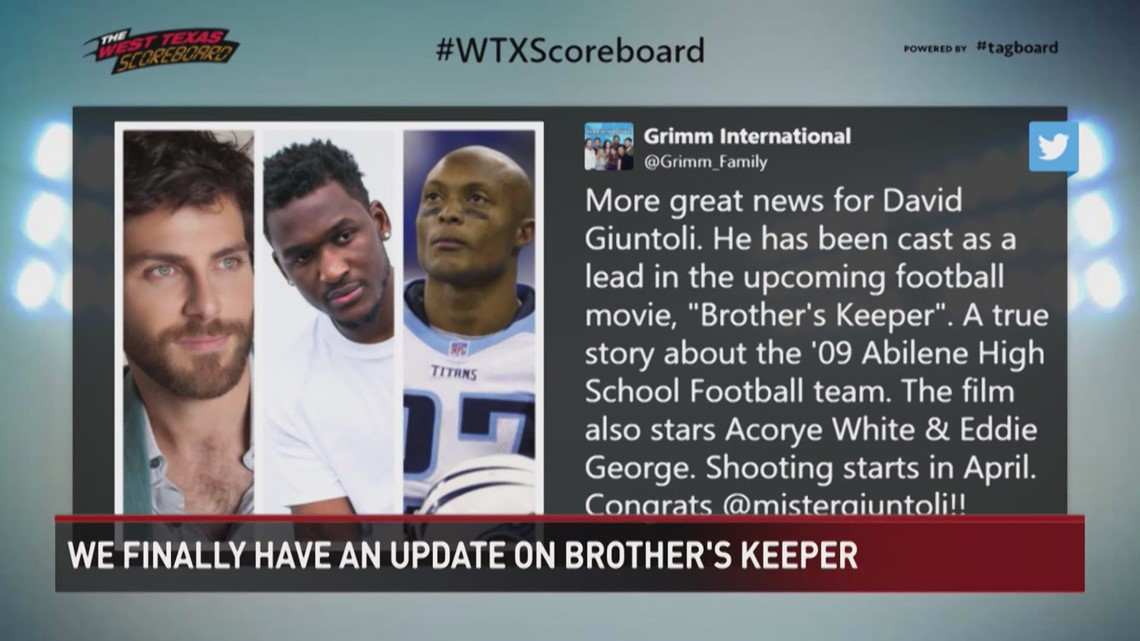 We Finally Have An Update On Brother S Keeper Myfoxzone Com