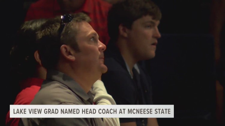 Lake View Grad Named Head Coach at McNeese State