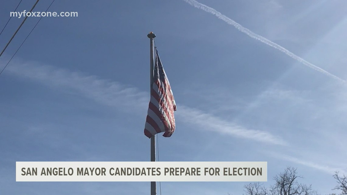 Hear from the San Angelo Mayor and mayoral candidates