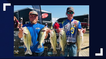 Two Angelo State bass angler teams qualify for FLW national tourney