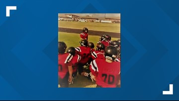 Meet West Texas 10-year-old from viral football pep talk video