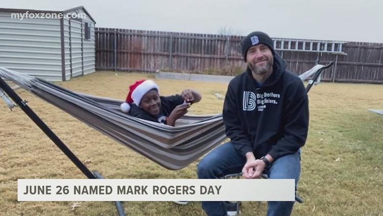 June 26 recognized as 'Mark Rogers Day' in Abilene