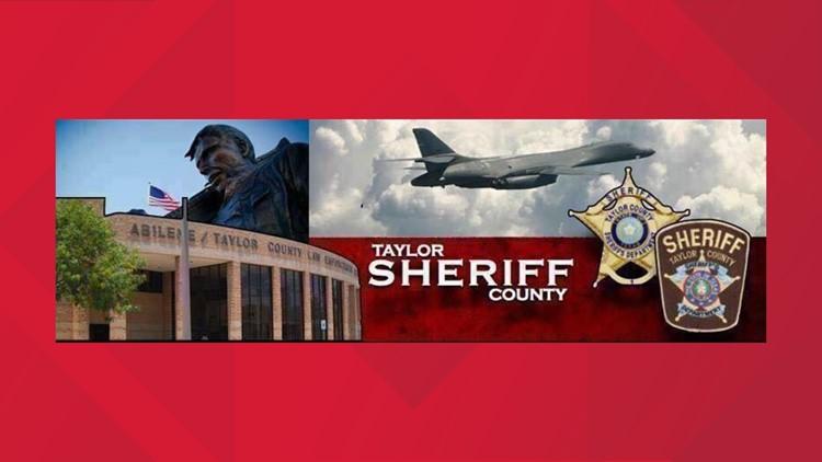 Taylor County Sheriff's Office traffic stops lead to seizure of firearms, methamphetamine