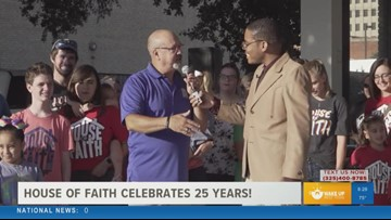 House of Faith to celebrate 25 years at the Riverstage