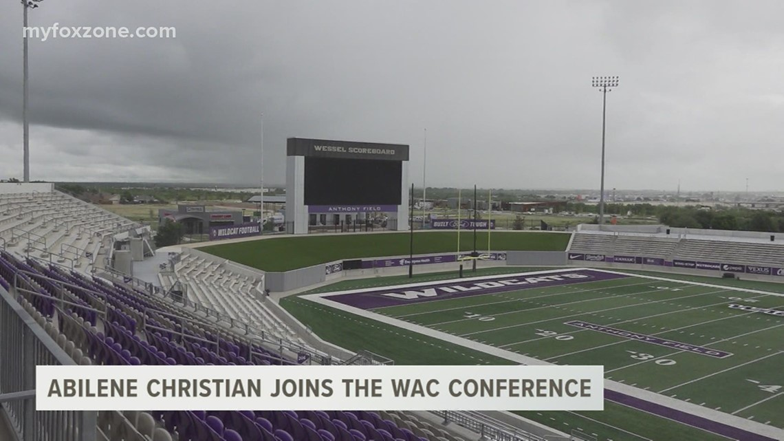 Abilene Christian University joins the Western Athletic Conference