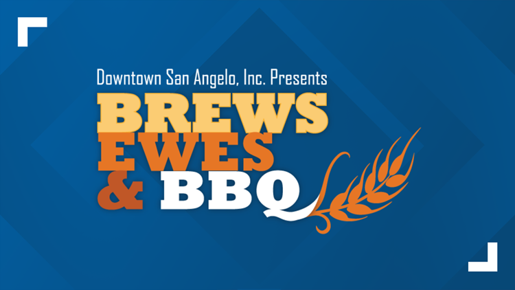 Downtown San Angelo, Inc. to host Brews, Ewes & BBQ in March