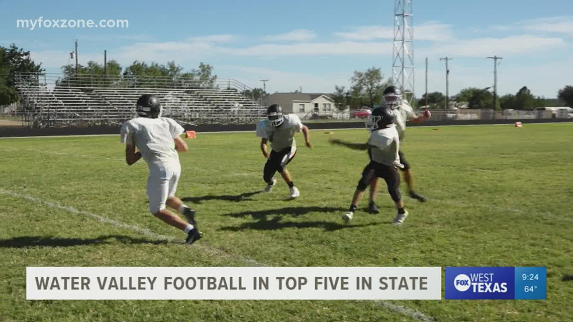 Water Valley Wildcats prepared to go 5-0 after Borden County matchup Friday night