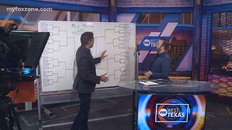 March Madness 2021 is underway