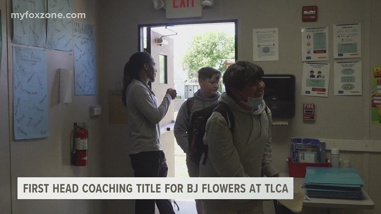 BJ Flowers earns first head coaching title at TLCA
