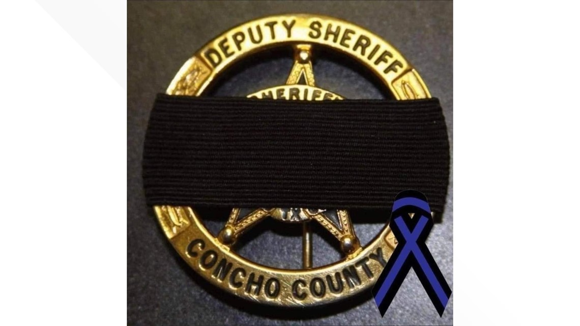 Procession for Concho County deputy set for Wednesday morning