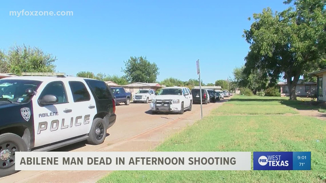 Abilene man dies after being shot multiple times
