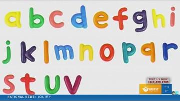 Trending: New Alphabet song taking over the internet