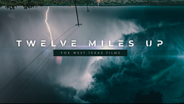 12 Miles Up: The untold story of weather in West Texas