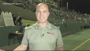 LIVE from the Abilene Eagles vs. Midland Lee Rebels football game