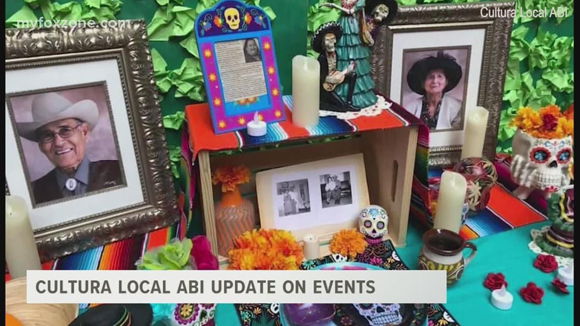 Cultura Local ABI update on events
