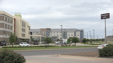 The City of San Angelo is projecting a 50% reduction in hotel occupancy taxes for 2020
